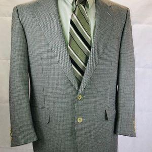 ERMENEGILDO ZEGNA TINDARI 100% Wool Sport Coat
